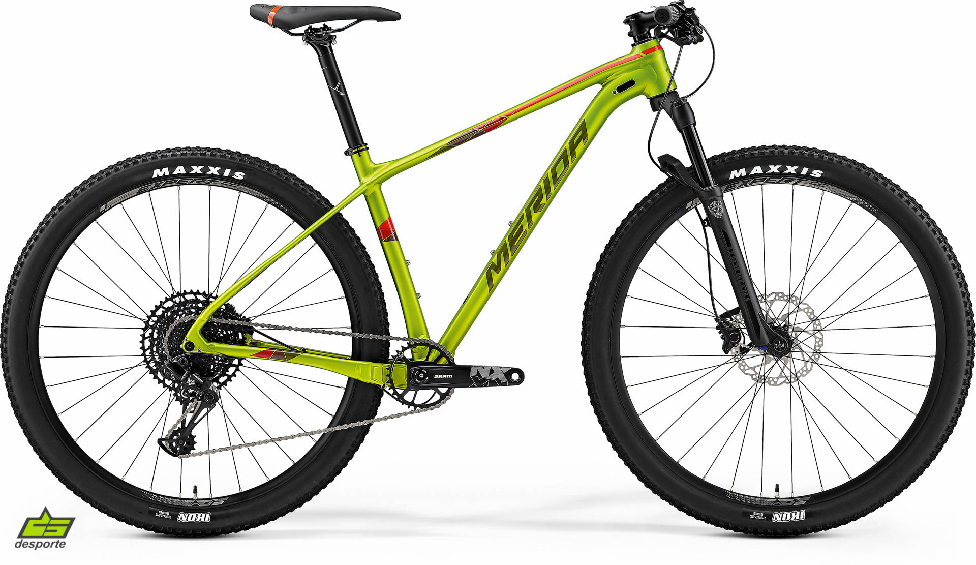 Merida Big.Nine NX-Edition