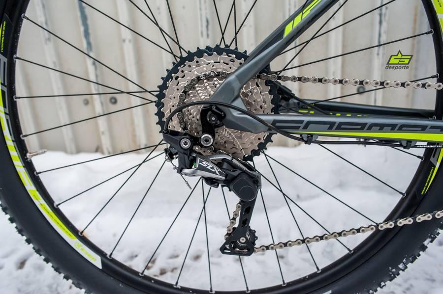 Велосипед для кросскантри и марафонов Формат 1122, колеса 29 дюймов, навесное оборудование SLX
