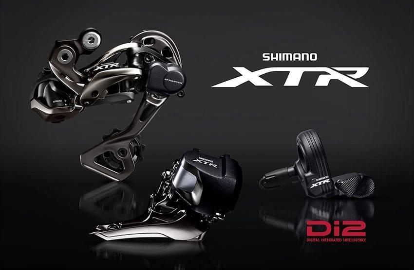Уровень Shimano XTR