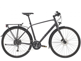Велосипед Trek FX 3 Equipped 2021