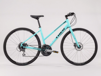Велосипед Trek FX 2 WSD DISC Stagger 2020. Магазин Desporte.ru