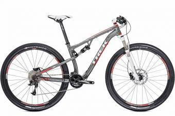 Велосипед Trek Superfly FS 7 2014. Магазин Desporte.ru